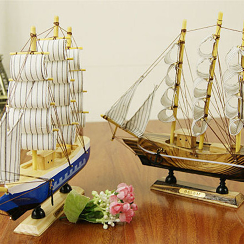 Handmade Wooden Ship Scale Model Ship Assembly kits Classical Boat Wood Collectible Sailboat Toy Craft birthday gift Wooden Ship(China (Mainland))