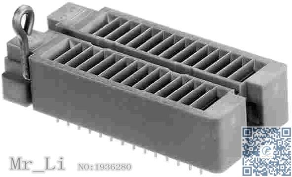 24-6551-18[ &amp; Component Sockets FORCE DIP TEST SCKT HIGH T Mr_Li<br><br>Aliexpress