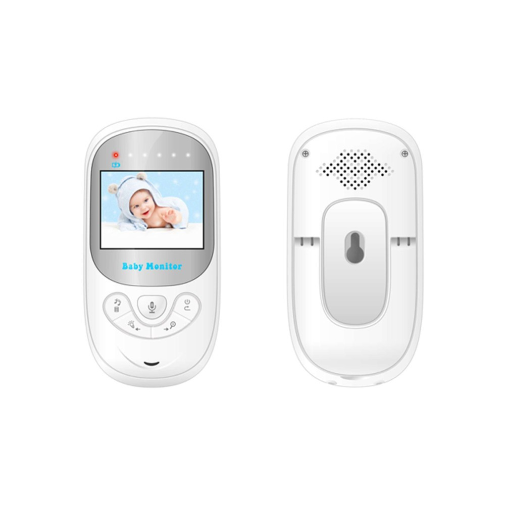 Wireless Baby Monitor 2.4G Camera 2.4 inch LCD Audio Vedio Display Portable Nightvision Digital Home Camera Monitor (9)
