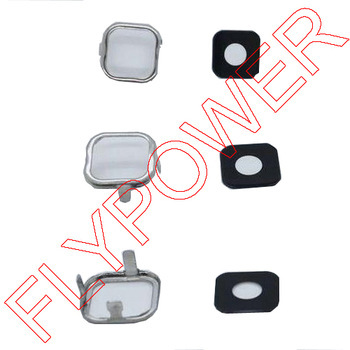 For Samsung Galaxy S S1 i9000 T959 i9003 i9008 back camera Lens with Ring set; 100% Original by free shipping; 5pcs/lot(China (Mainland))