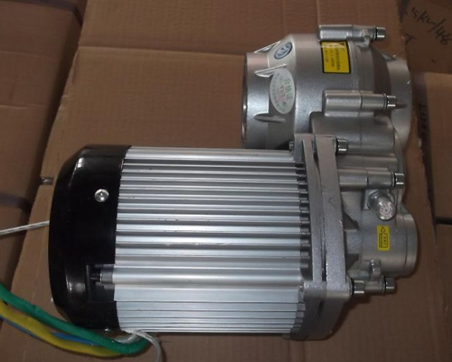 Buy 1500w Dc 60v Brushless Motor