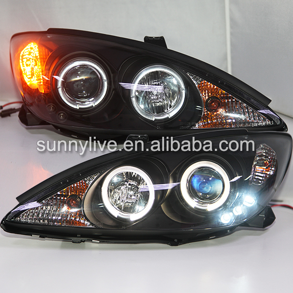 buy 2001 2006year for toyota aurion camry led headlights head lamp front light. Black Bedroom Furniture Sets. Home Design Ideas