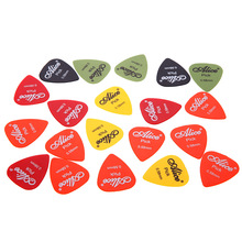 Professional Guitar Picks Guitar Plectrum Alice AP-P 20pcs 0.58mm Smooth ABS Guitar Parts & Accessories(China (Mainland))