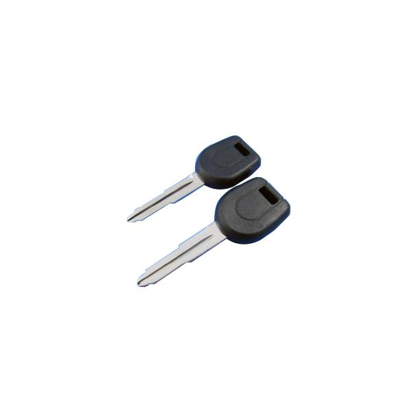 Transponder Key ID46 (With Right Keyblade) For New Mitsubishi 5pcs/lot(Hong Kong)