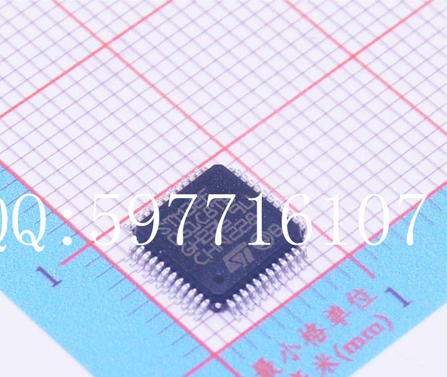 STM32F051C8T6 MCU 32-bit STM32F0 ARM Cortex M0 RISC 64KB Flash 2.5V/3.3V 48-Pin LQFP Tray(China (Mainland))