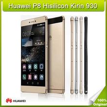 Original Huawei P8 GRA-UL00 64GB/16GB ROM 3GB RAM 4G 5.2 inch FHD Screen Android 5.0 Smartphone Hisilicon Kirin 935 Octa Core