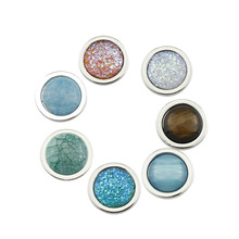 Glinkin Jewelry 25mm 3D Dome Glass Coin for Small Frame Pendant My Coin Pendant Necklace/Bangle Jewelry 7pcs/lot(China (Mainland))