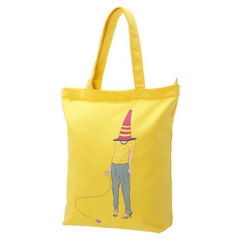 Large Capacity Women Reusable Eco Friendly Fashion Travel Shopping Bag Grocery Tote Simple Handbag(China (Mainland))