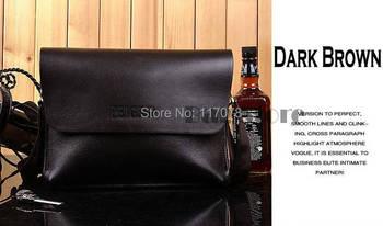 2014 Fashion Designer Handbags Men Shoulder Bags Genuine Leather Men Messenger Bags SV002485