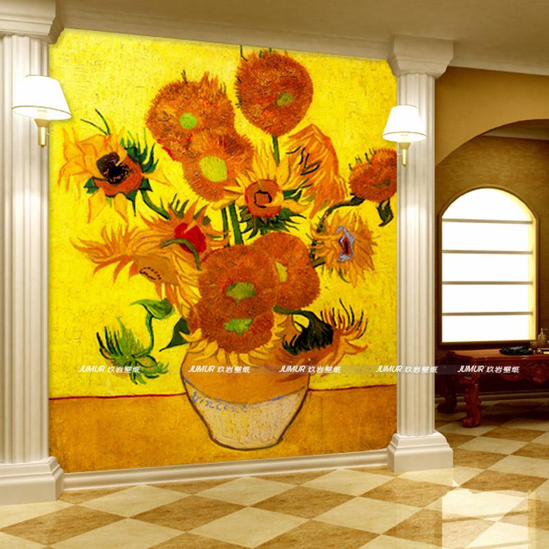 Group of Girasole Wallpaperart
