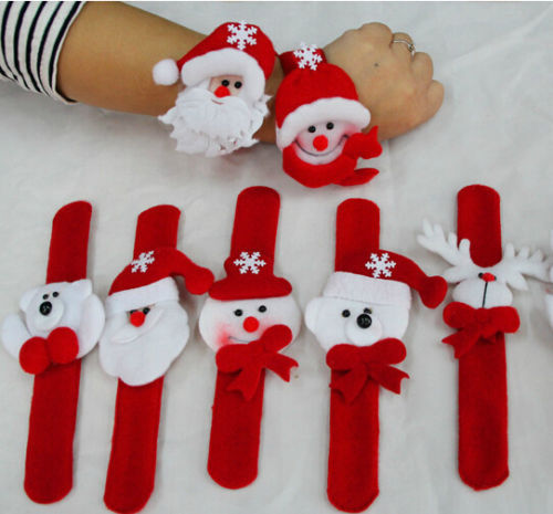 Buy 12 pcs bag wrist strap christmas - Deco de noel a faire soi meme pour enfant ...