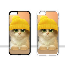 hot cute cat phone case xiaomi 2 3 4 5 4i/4c max redmi1s 2s redmi note2 sony X XA M5 Z5 C4 M4 Z4 - Fuleadture Official Store store