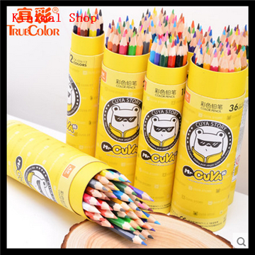 [Kinimal Shop] 24  colors Creative stationery   / drawing / Art /   water color pencils
