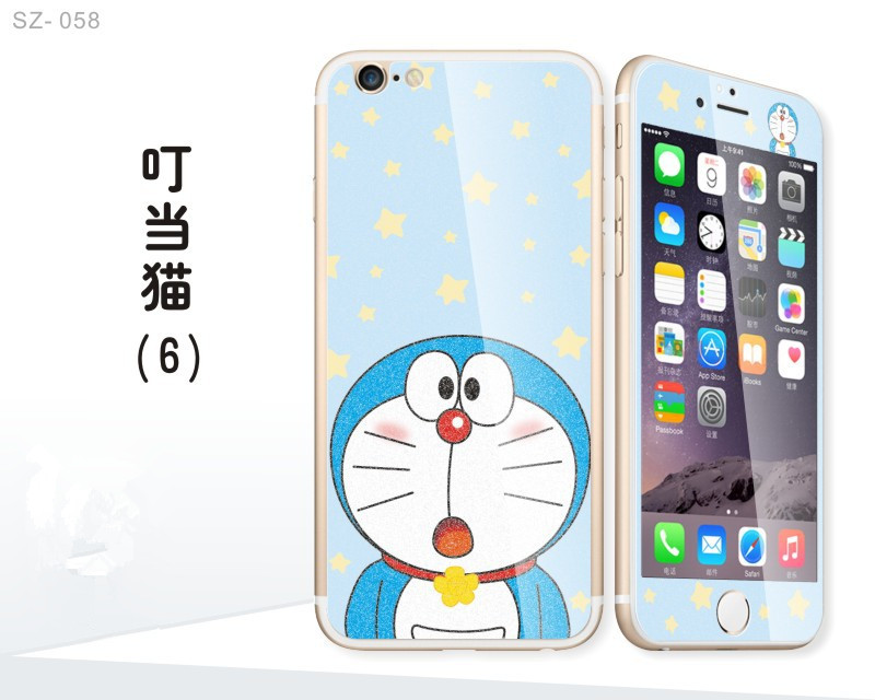Japan Doraemon Dreamy Anti shock Front Tempered glass font b Screen b font font b Protector