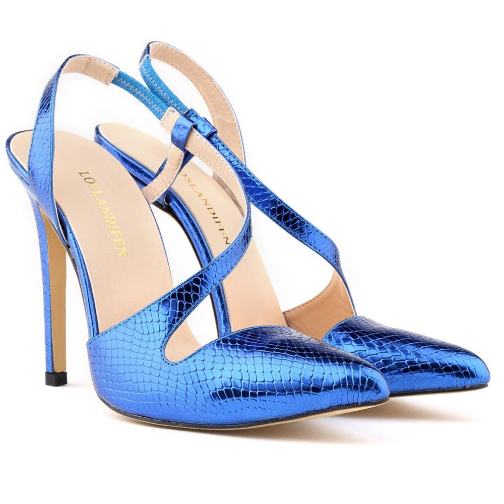 Big Size 40-42 Sexy OL Women Shoes High Heel 11CM European Pointed Toe Wedding Shoes Women Pumps Zapatos Mujer