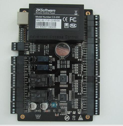 Фотография ZKACCESS CONTROL ZKSoftware C3-200 Two Door TCP/IP-Based Door Access Control Panel