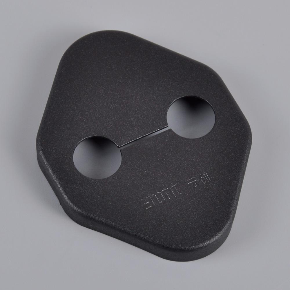 Новый 4 шт. двери автомобиля нападающий крышки протектор + 4 шт. двери проверка рука защитную крышку для Honda Accord гражданского CR-V Fit