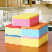 Buy 10PCS Colorful Magic Sponge Eraser Melamine Cleaner Multi-Functional Cleaning Nano Sponge Dish Kitchen Clean Tools 2C for $1.45 in AliExpress store