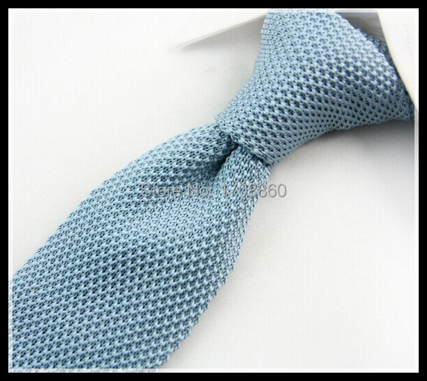 New Crazy Selling good quality ,Cheap useful classic polyester knitted necktie wholesale(China (Mainland))