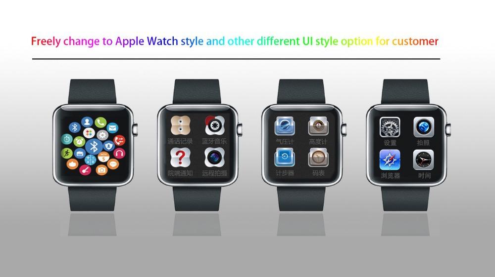 Promotion High Quality Bluetooth Smart Watch(China (Mainland))