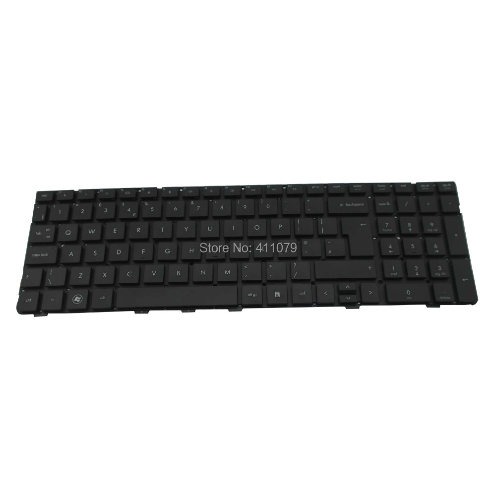 New UK Keyboard Teclado for HP Probook 4535S 4530S 4730S Series Laptop Accessories Replacement --K2007(China (Mainland))