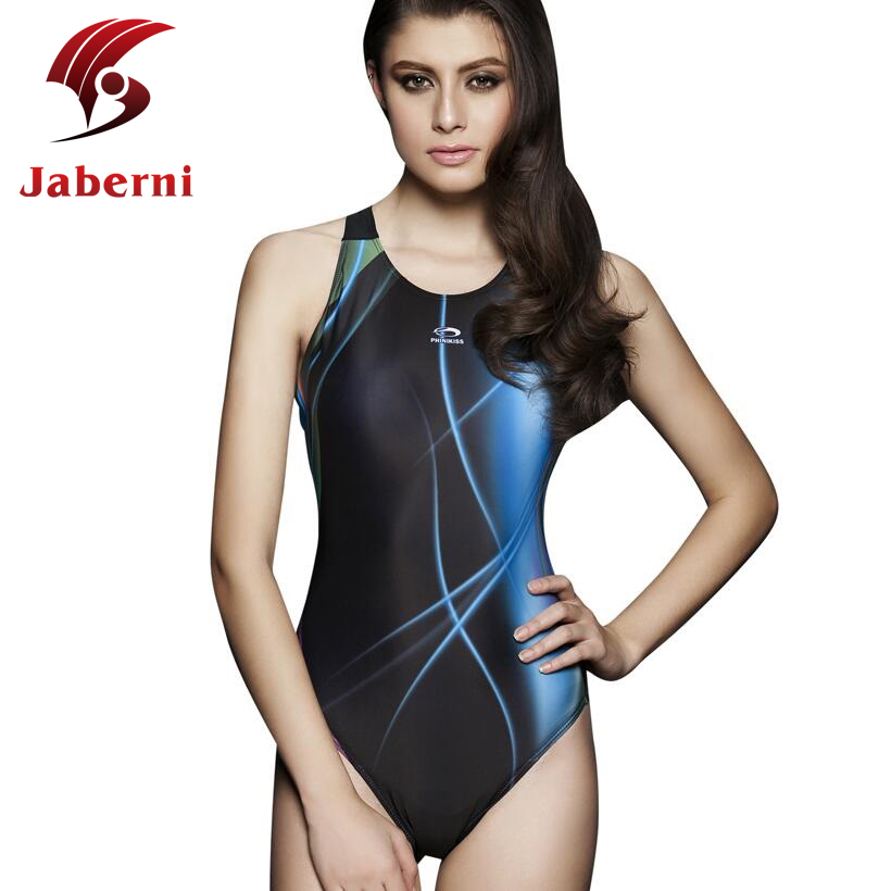 2016 New Dreaming Sport Swim One Pieces Swimsuit Sexy Backless Women Brand Swimwear For Swimming Female Black Bodysuit <br><br>Aliexpress