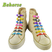 Fashion Valentines Shoeslaces Women Elastic Silicone Shoe Laces No Tie Shoelace All Sneakers Fit Strap 2016(China (Mainland))