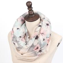 marcas foulard 2016 Spring winter design scarf women fashion loop Echarpe Flower printed scarves Ladies stoles warm shawls hijab(China (Mainland))