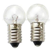E10 g14 6v 2.4w lines miniature lamp bulb light a066(China (Mainland))