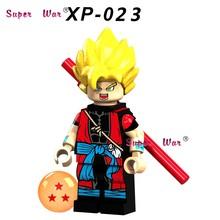 Blocos de Construção único ONE PIECE Anime Luffy Franky Sanji Edward Newgate Sakazuki Coleção brinquedos para as crianças(China)