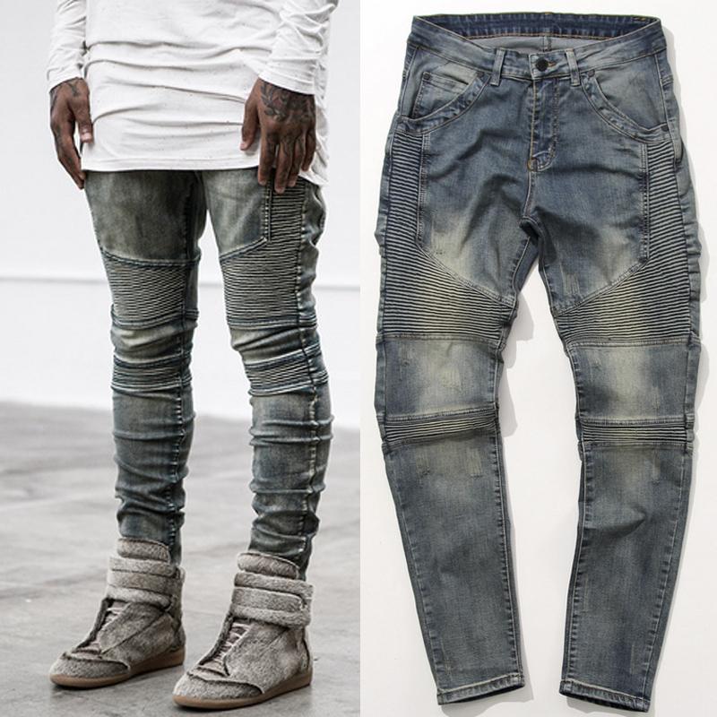Popular Streetwear Skinny Pants Men-Buy Cheap Streetwear Skinny ...
