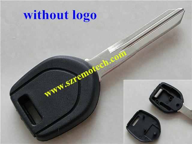 Mitsubishi Transponder Chipped Master Key Blank - MIT6 transponder key shell(China (Mainland))