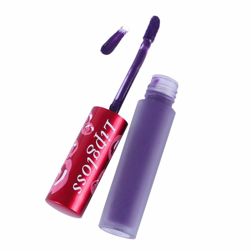 15 colors New makeup Velvetine Matte Lipstick With Retail Waterproof Velvet Liquid Lip Stick Nude Cashmere Lipgloss Cosmetics