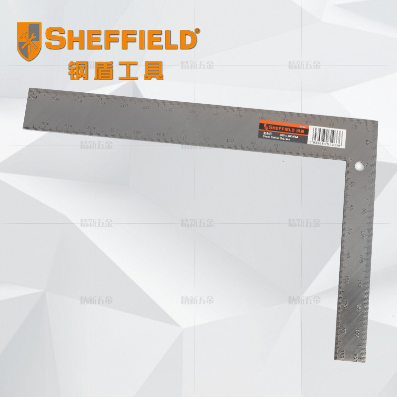 Steel shield tools woodworking square stainless steel square thick rust 600mm300 high precision woodworking ruler<br><br>Aliexpress