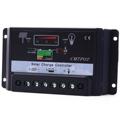 30A 12V 24V PWM Platte Battery For Solar Panel Solar Controllers Intelligent charging LD293
