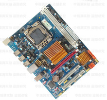 100% new desktop motherboard X58 DDR3 LGA 1366 I3 I5 I7 mainboard free shipping