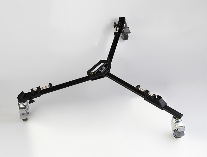 Inno Universal Folding Tripod Dolly with Handle Heavy Duty WT-600 PTA3 fast shipping(China (Mainland))