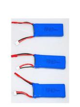 7.4V 1200mAh Li-po Battery for WLtoys Quadcopter Drone V666 V262 V353 V333 V323 3pcs