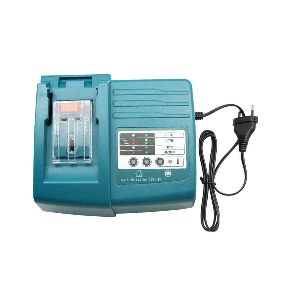EAST power tools Makita DC18RC Black LXT Lithium Ion 18V Fast Battery Charger Charges Makita Batteries from 7.2V to 18V(China (Mainland))