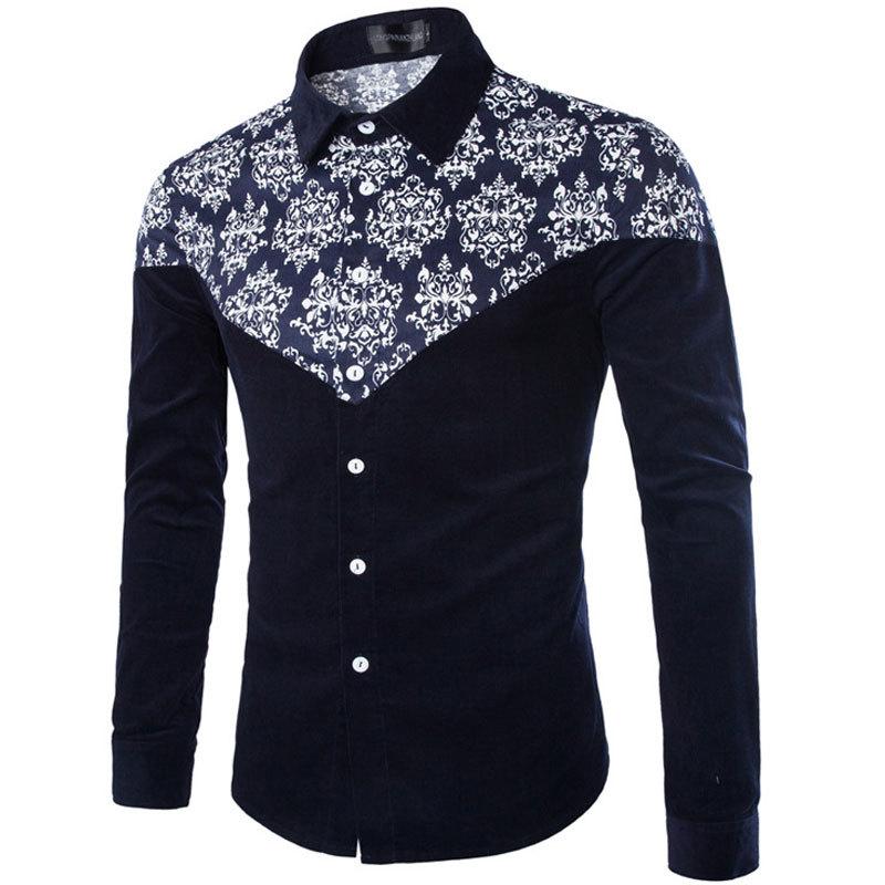 2013 Brand New Item Design Mens Shirts Casual Slim Fit