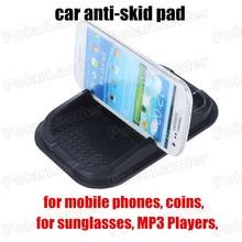 Para móviles monedas lavable tiene objetos en Dash coche antideslizante Mat antideslizante Car Dashboard Sticky Phone Pad Mat Skid prueba(China (Mainland))