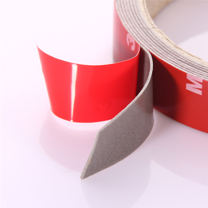 3MX10mm Truck Car Sticker Roll Automotive Plus Double Sided Foam Faced Adhesive Tape Car Tape Auto Sticker Car Accessories(China (Mainland))