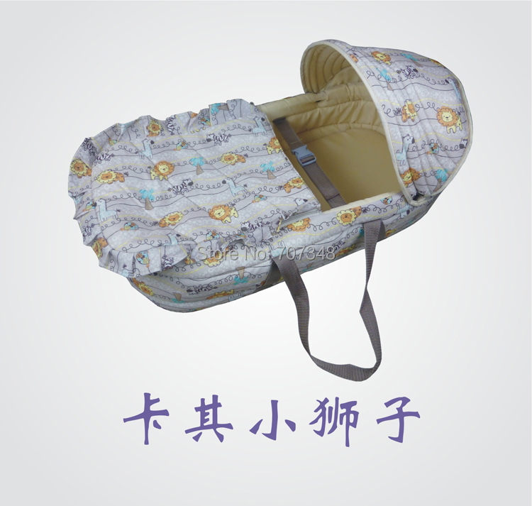 New Fashion Baby Bassinets Cosy Portable Infant Bed Carrier Travel Bed Baby bed in Bed Brand High quality Baby Bassinets<br><br>Aliexpress