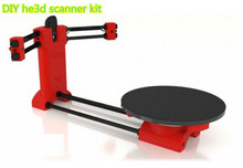 Ciclop 3d scanner DIY kit, Reprap 3d Open source Portable 3d scanner for 3d printer