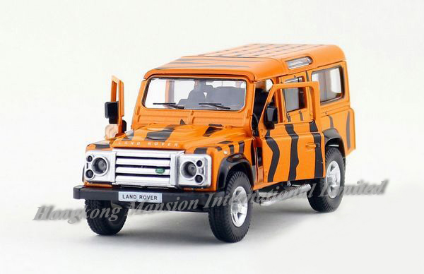 136 zebra-stripe For TheLand Rover Defender (7)