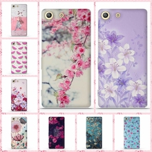Buy Soft TPU Case Cover Sony Xperia M5 Dual E5603 E5606 E5653 Bag 3D Painted Phone Back Protector Case Sony M5 Cover Silicon for $1.14 in AliExpress store