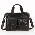 2014 New High Quality Vintage First Layer Cowhide Real Genuine Leather
