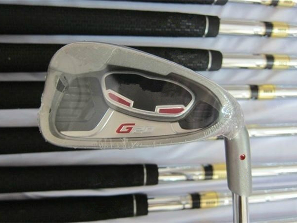 Right Hand PN G20 Iron Set G20 Golf Irons OEM Golf Clubs 3-9SW Regular/Stiff Flex Graphite/Steel Shaft With Head Cover(China (Mainland))