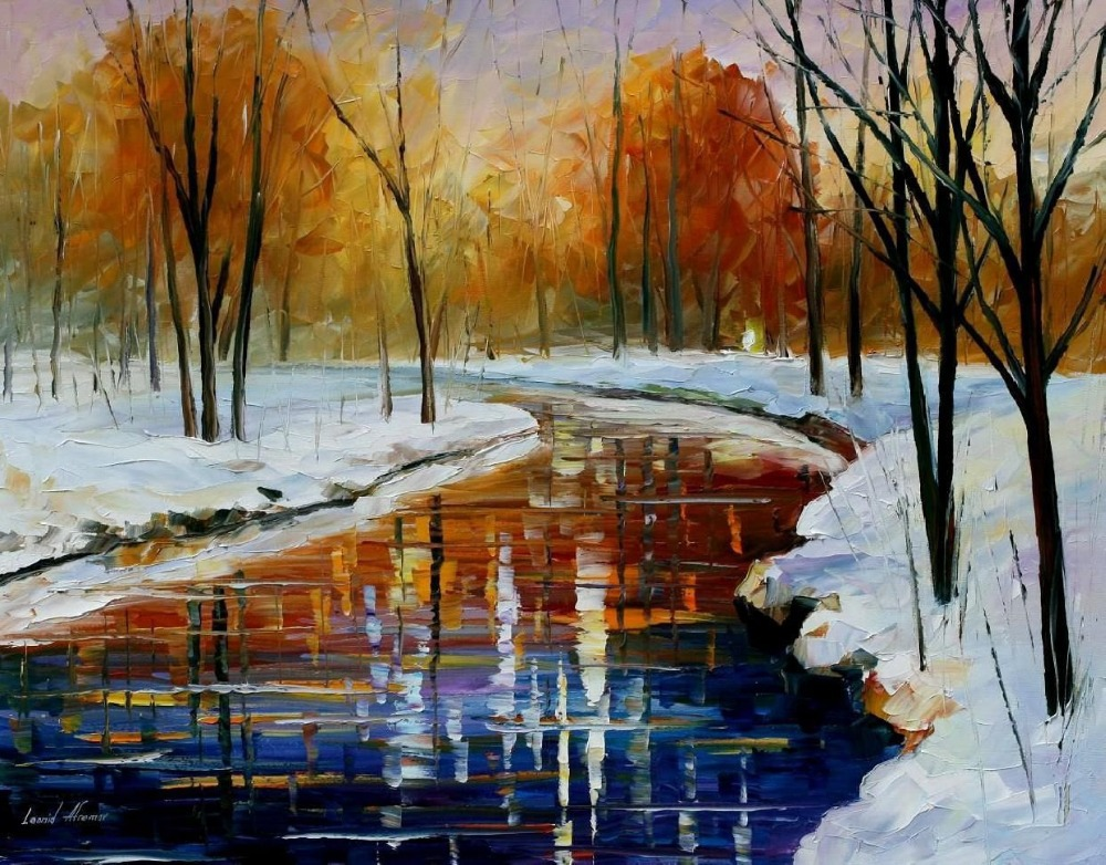 Framed painting by number coloring by numbers for home decor hand painted canvas 4050 winter energy