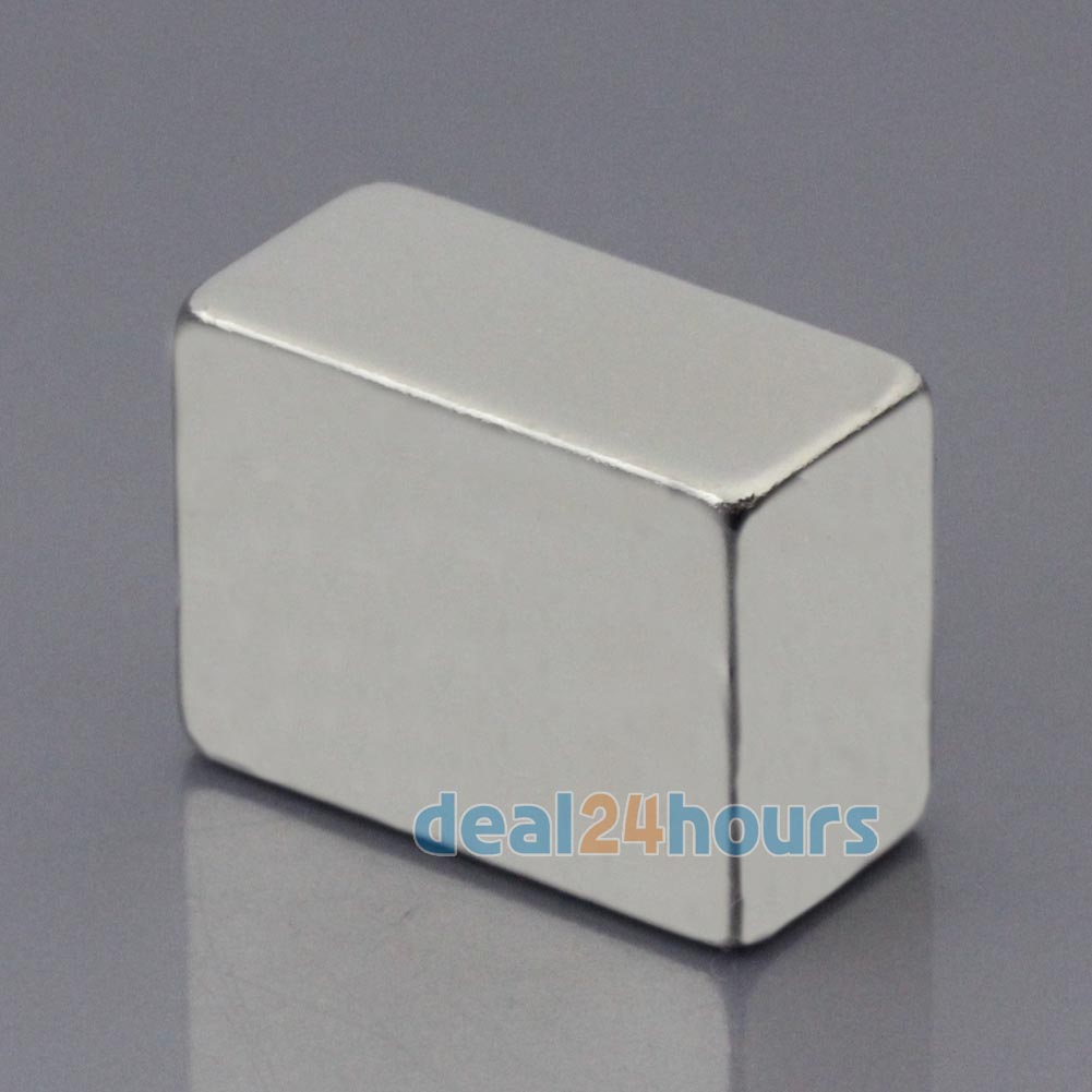 Гаджет  1PC N50 Super Strong Block Cuboid Magnets Rare Earth Neodymium 20 x 15 x 10 mm New Free Shipping None Строительство и Недвижимость
